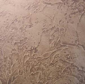 Рельефная штукатурка, тонкослойная Innenspachtel Relief, марсельский воск